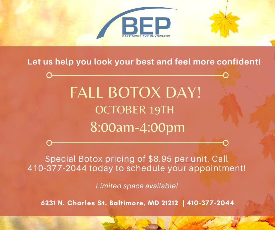 BEP-Fall-Botox-Day